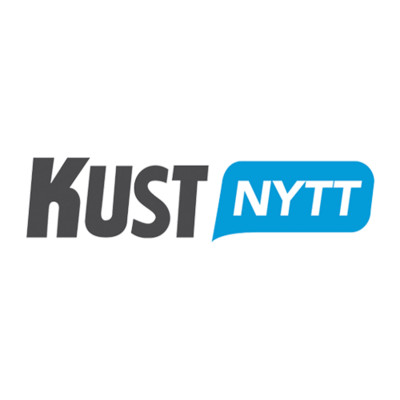 Kustnytt's logotype