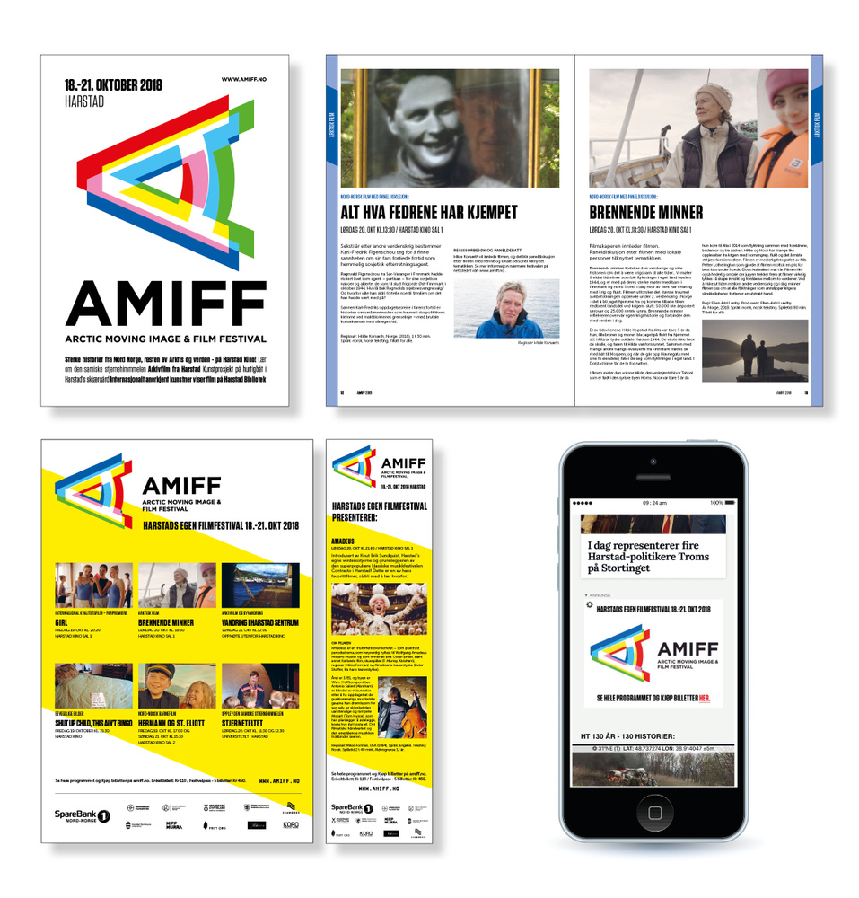 AMIFF - Artic Moving Image & Film Festival