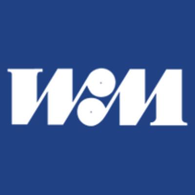 Logotyp för WM Media