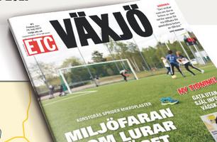 ETC Växjö - Print LOKAL
