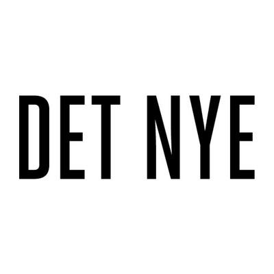Det Nye's logotype