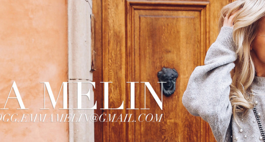 Emma Melin's cover image