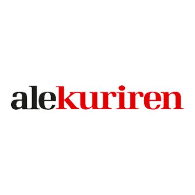 Logotyp för Alekuriren
