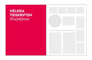 Tidskriften Expo: Helsida