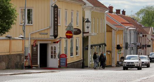 Omslagsbild för Vimmerby Tidning