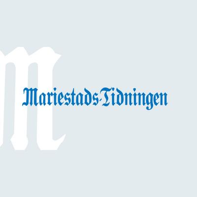 Logotyp för Mariestads-Tidningen
