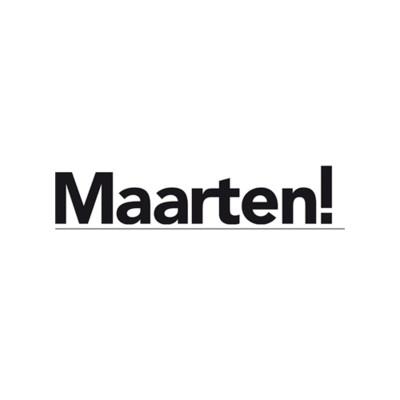 Maarten!'s logotype