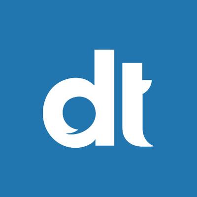 DT - Dalarnas Tidningars logo