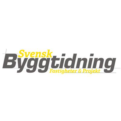 Logotyp för Svensk Byggtidning