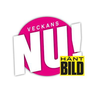Logotyp för Veckans NU! / Hänt Bild