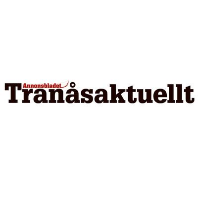 Tranåsaktuellts Logotyp