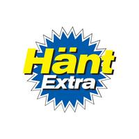 Logotyp för Hänt Extra