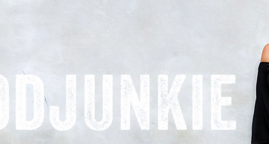 Foodjunkie's cover image
