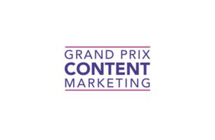 Grand Prix Content Marketing