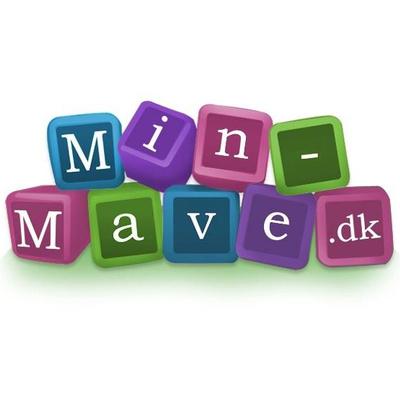 Min-mave.dk's logotype