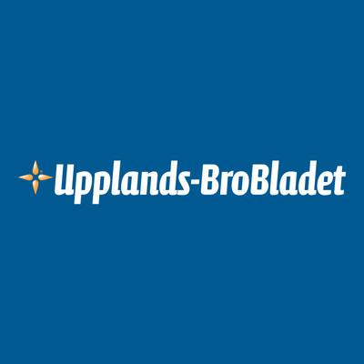 Logotyp för Upplands-BroBladet