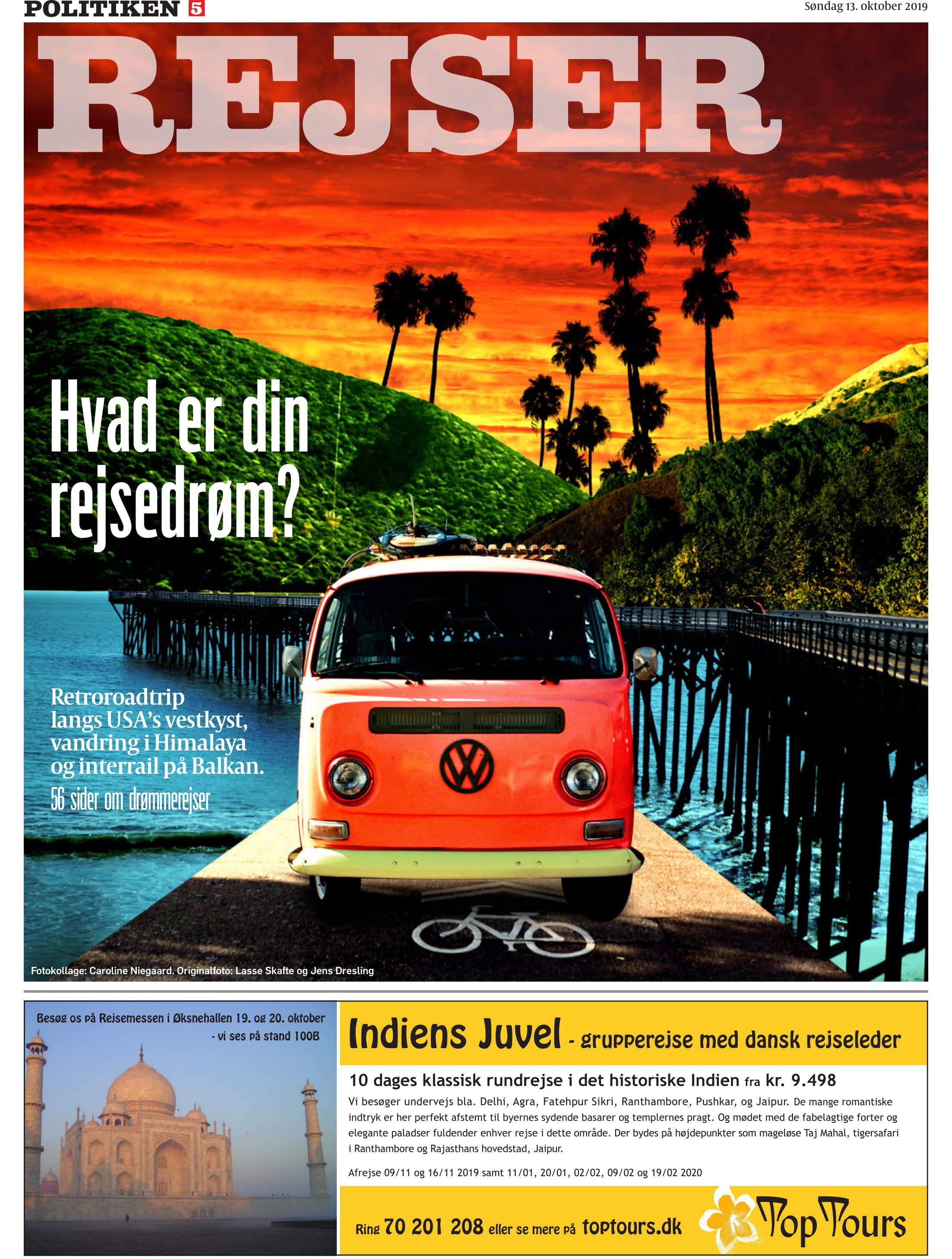 Rejser (9 udgivelser)