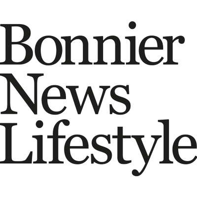 Bonnier News Lifestyle's logotype