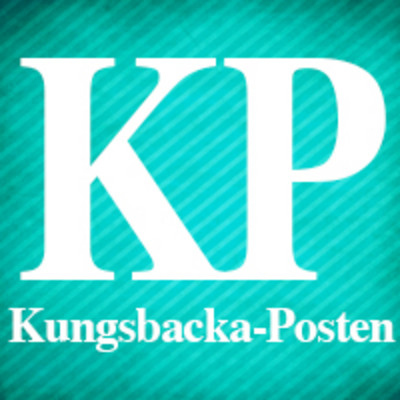 Kungsbacka-Posten's logotype