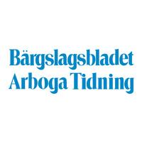 Logotyp för Bärgslagsbladet/Arboga Tidning
