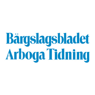 Bärgslagsbladet/Arboga Tidning's logotype