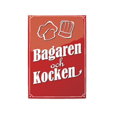 Logotyp för Bagaren och Kocken