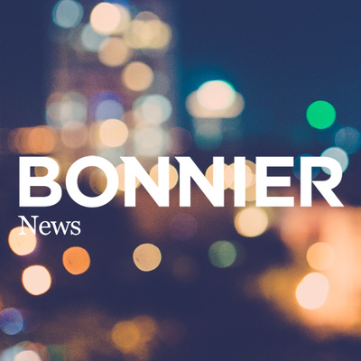 Bonnier News's logotype