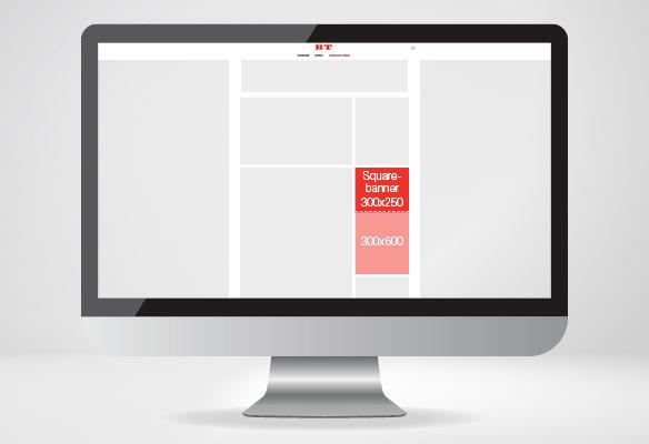 Squarebanner - desktop