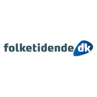 Logotyp för Folketidende.dk