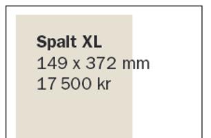 Spalt XL
