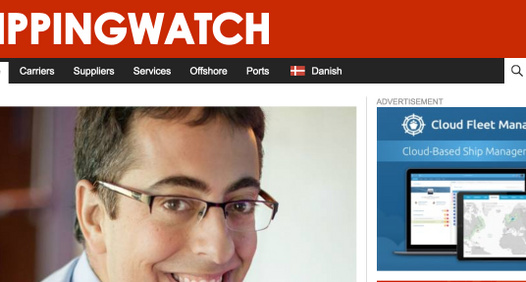 Shippingwatch.com's cover image
