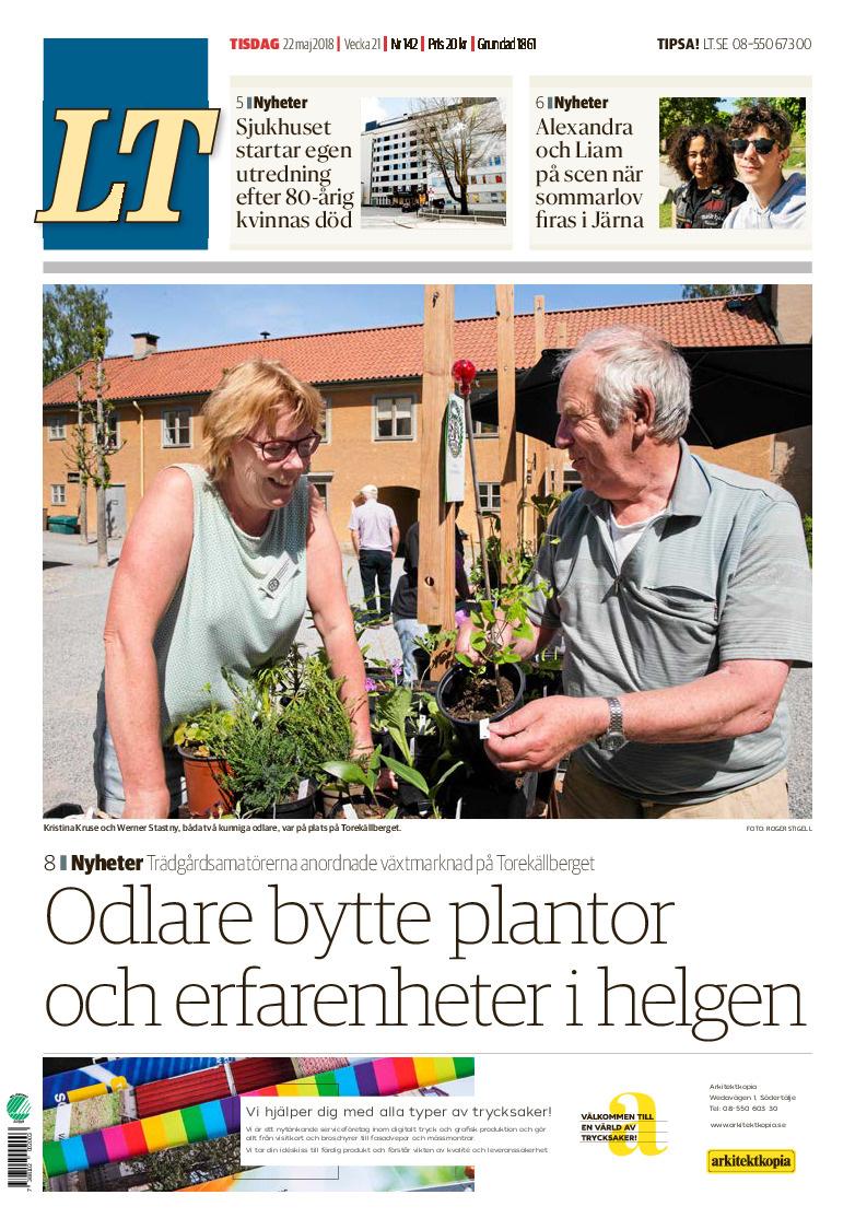 LT - Länstidningen Södertälje