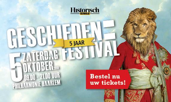 Geschiedenis Festival