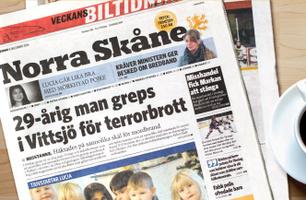Tidningen Norra Skåne
