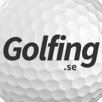Logotyp för Golfing.se