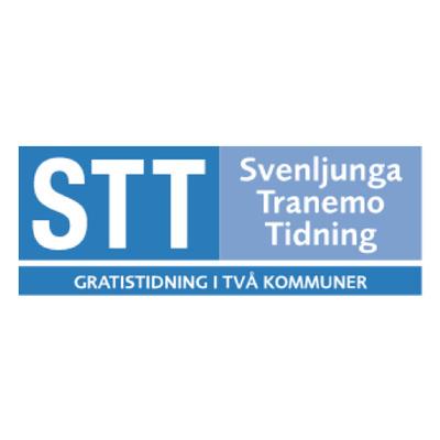 STT Svenljunga Tranemo Tidning's logotype
