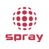 Spray.se's logotype