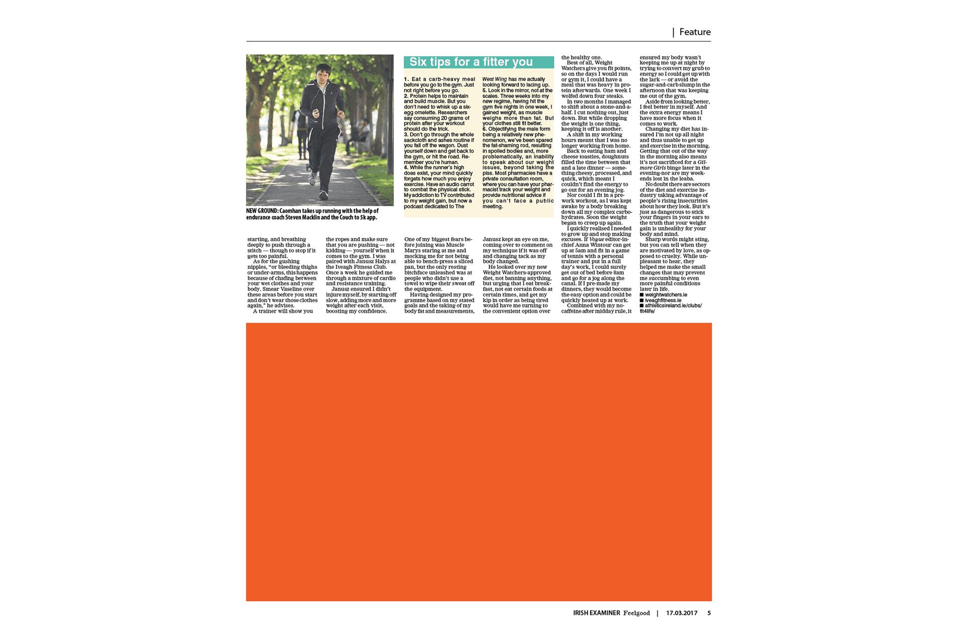 Half Page Horizontal Colour