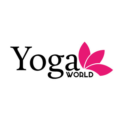 Logotyp för Yoga World