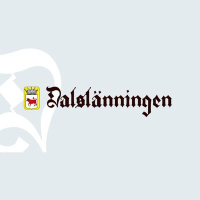Dalslänningen's logotype