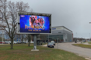 Linköping: SAAB Arena
