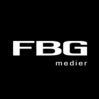 FBG Medier A/S's logotype