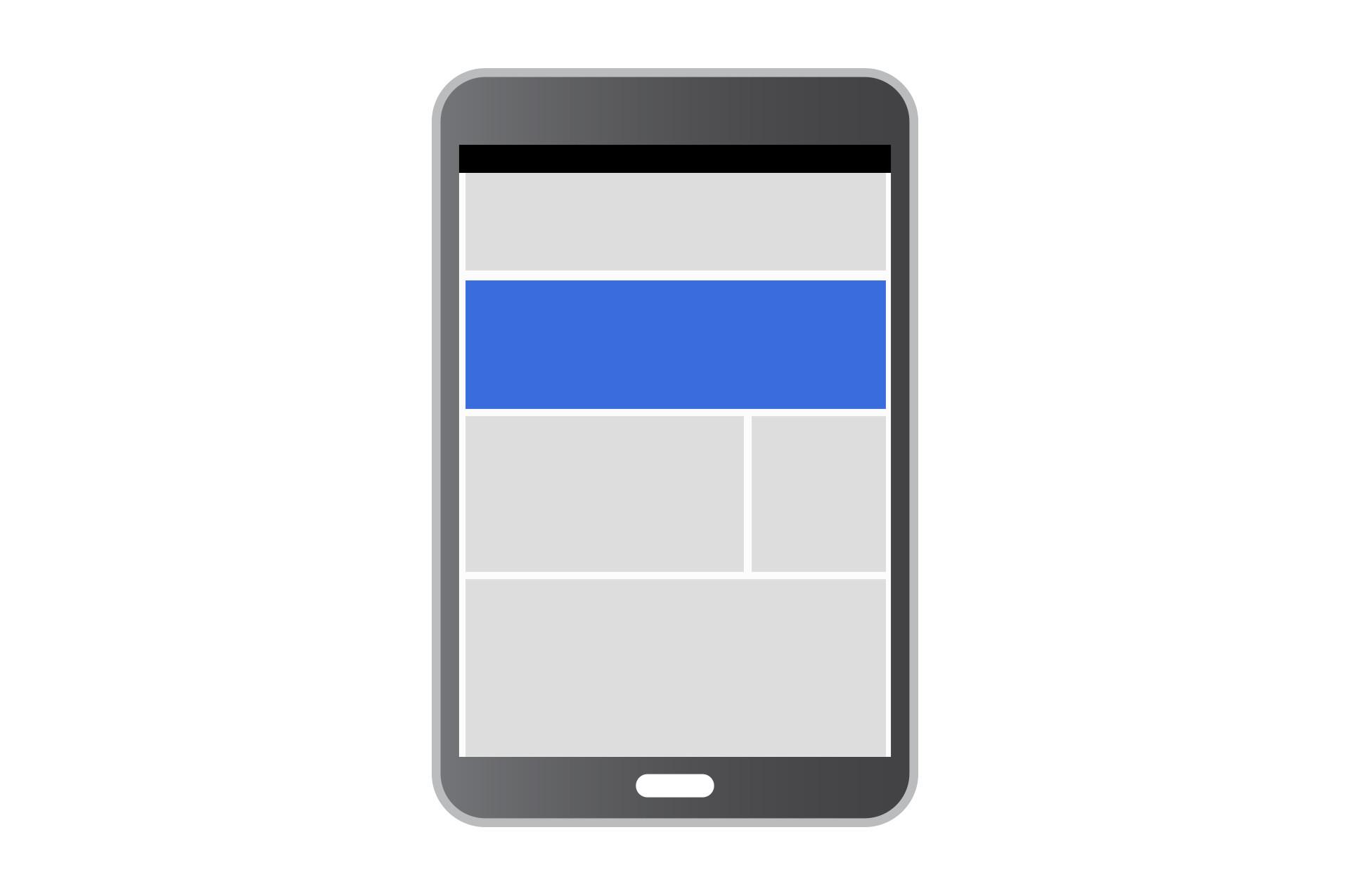 Desktop og Tablet - Topboard