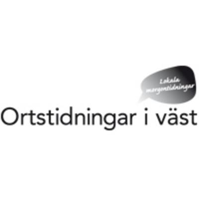 Logotyp för Ortstidningar i väst