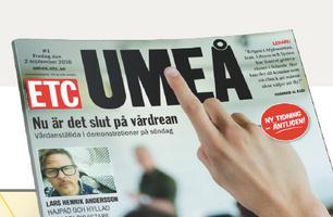 ETC Umeå - Print LOKAL