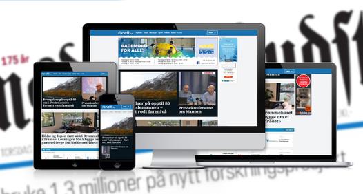Romsdals Budstikke's cover image