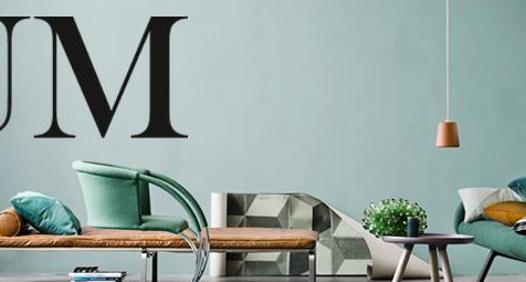 RUM Interiør Designs omslagsbilde