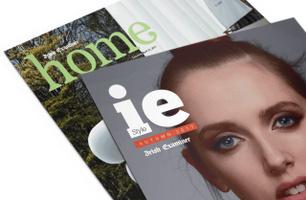 Glossy Magazines
