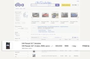 Annoncering på DBA: Basis
