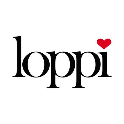 LOPPIpodcast's logotype